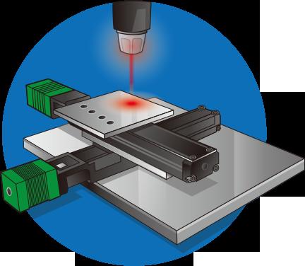 光学传感器控制