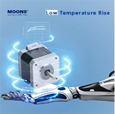 低温升步进电机